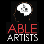 Able Artist logo Square