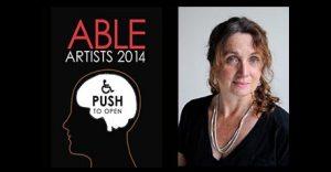 Judith Able Artists header