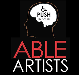 Able Artists logo
