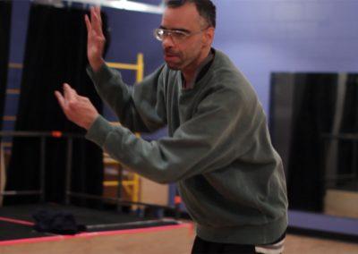 H'art artist dancing