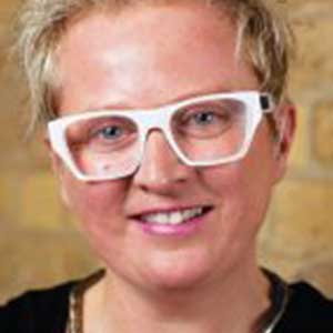 Jenny Sealy close up