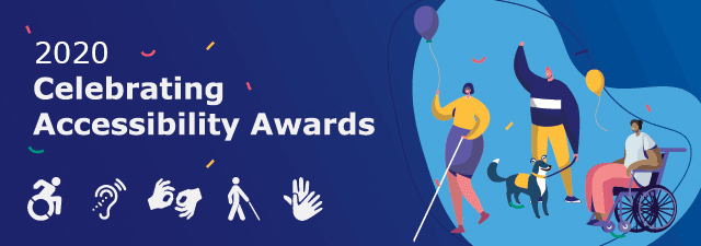 Accessibility Award logo